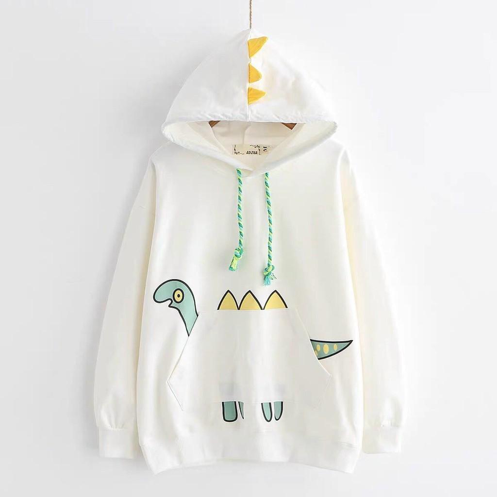 HÀNG NHẬP KHẨU -  Áo Khoác Hoodie 🚚 FREESHIP 🚚 Áo Khoác Nỉ Hoodie nữ ( Hình Rùa) Cute (nhiều màu) mẫu hoodie nữ mới nh