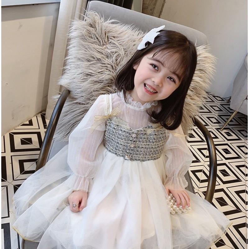 Váy cao cấp cho bé