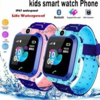 Đồng Hồ Thông Minh Smart Watch định vị Q12 bản tiếng việt – I.CASE.STORE