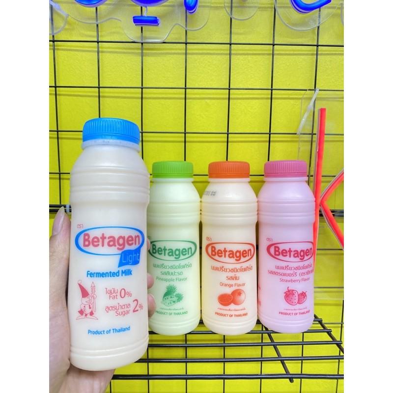 Sữa uống lên men Betagen chai 300ml