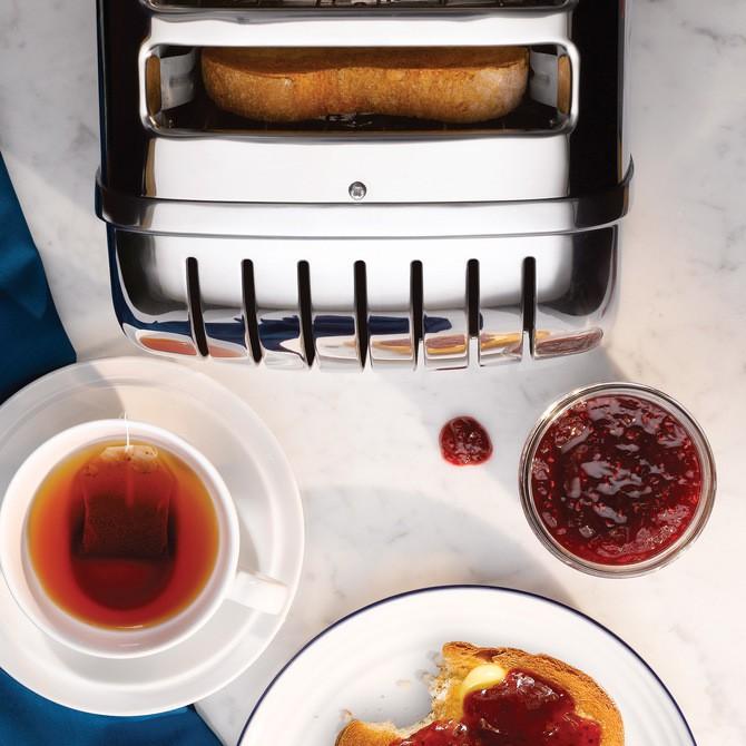 Máy Nướng Bánh Mì Dualit 3 Ngăn - chính hãng từ Anh