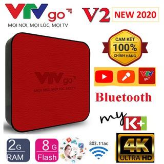 Androi tivi box VTVGO V2 Ram 2G – Hàng chính hãng – bảo hành dài lâu