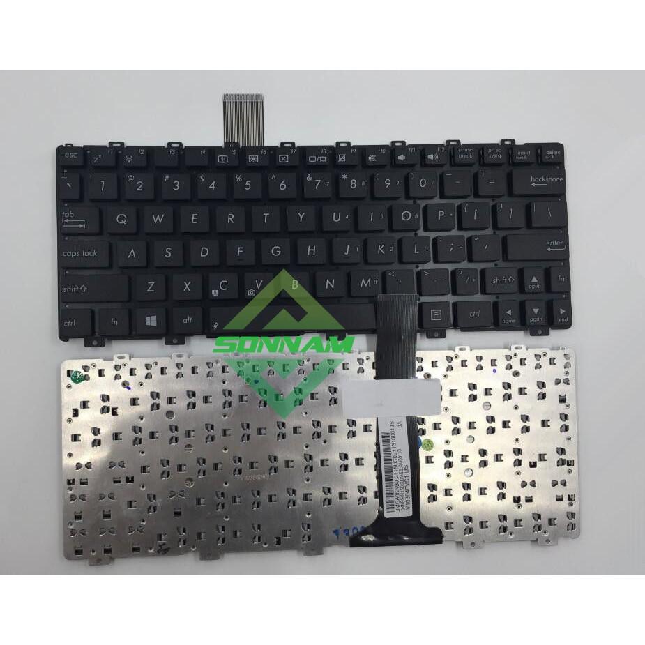 Bàn phím laptop Asus Mini 1015, 1018 EEEPC 1011BX 1011CX 1011PX 1015B 1015BX X101 hàng nhập khẩu
