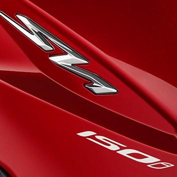Tem chữ 150i Honda SH 2020- 2021