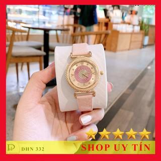 [Mã FASHIONRNK giảm 10K đơn 50K] Đồng hồ nữ VS - 4 màu luxury - Có hộp bảo hành - DHN332 - thusam7777 thumbnail