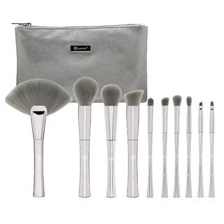Bộ Cọ Trang Điểm Bh Cosmetics Smoke n Mirrors - 10 Piece Metalized Brush Set thumbnail