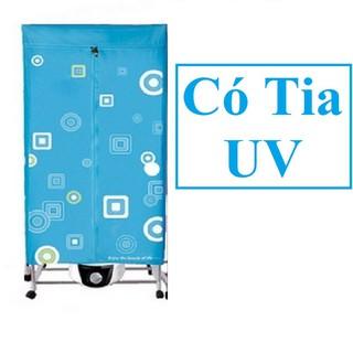 Tủ đựng quần áo - Tủ sấy quần áo có tia UV Diệt Khuẩn