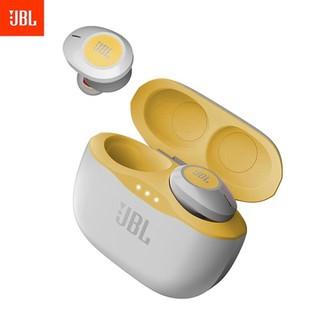 Bộ Tai Nghe Bluetooth Không Dây Jbl T120 Tws 120tws Kèm Hộp Sạc