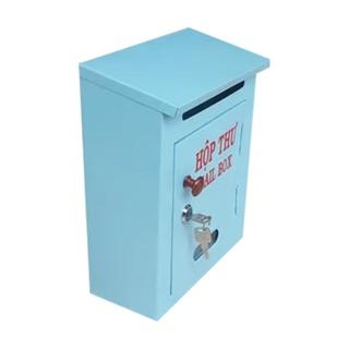 hộp thư góp ý (màu xanh nhạt)