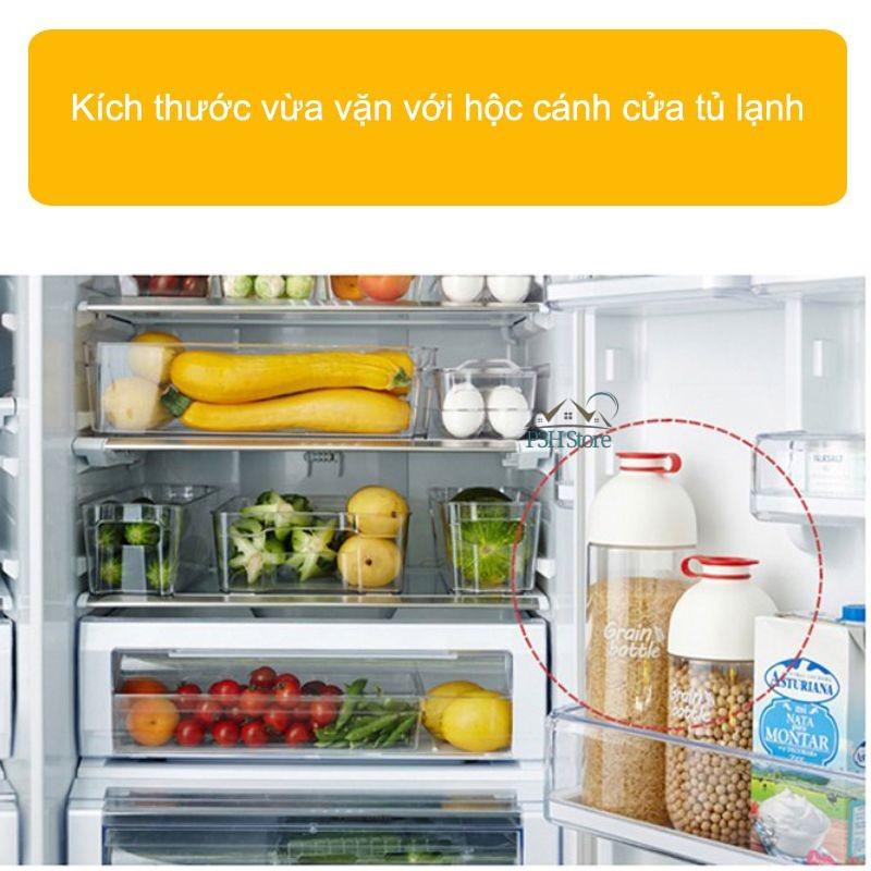 Hộp đựng thực phẩm Lock&Lock Grain Bottle chuyên dụng bảo quản mì ý spaghetti, các loại hạt, đậu
