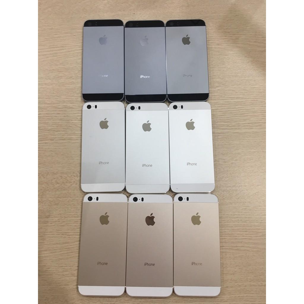 Vỏ IPHONE 5S Zin -Hàng Nhà Máy - Giá Tốt Nhất Thị Trường....