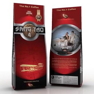 Cà phê Trung Nguyên Sáng Tạo 4 gói 340gr LOẠI ĐẶC BIỆT