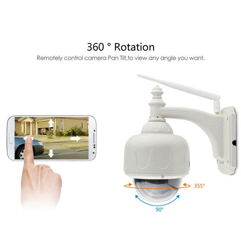 Camera ngoài trời chống nước VstarCam Zoom 4X Xoay 360 + thẻ 16G toshiba (Hàng nhà giầu) - 2999396 , 637640570 , 322_637640570 , 2900000 , Camera-ngoai-troi-chong-nuoc-VstarCam-Zoom-4X-Xoay-360-the-16G-toshiba-Hang-nha-giau-322_637640570 , shopee.vn , Camera ngoài trời chống nước VstarCam Zoom 4X Xoay 360 + thẻ 16G toshiba (Hàng nhà giầu)