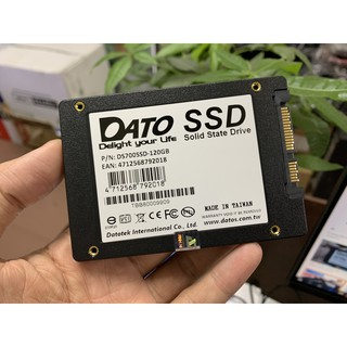 SSD DATO DS700 2.5 120GB chuẩn SATA III thumbnail