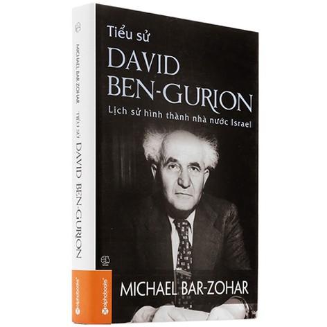 Tiểu sử David Ben - Gurion ( Bìa cứng)