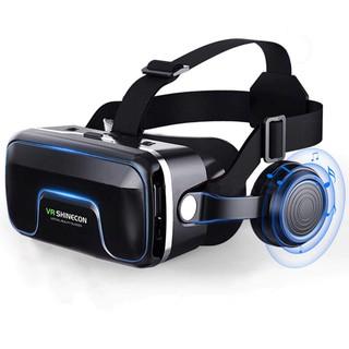 [Mã ELMSBC giảm 8% đơn 300k] Kính thực tế ảo Shinecon G04EA - Kính xem phim 3D cho điện thoại