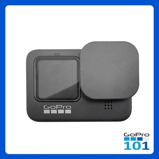 Nắp bảo vệ lens Gopro 9 Black bằng nhựa dẻo - GoPro101 - inoxnamkim thumbnail