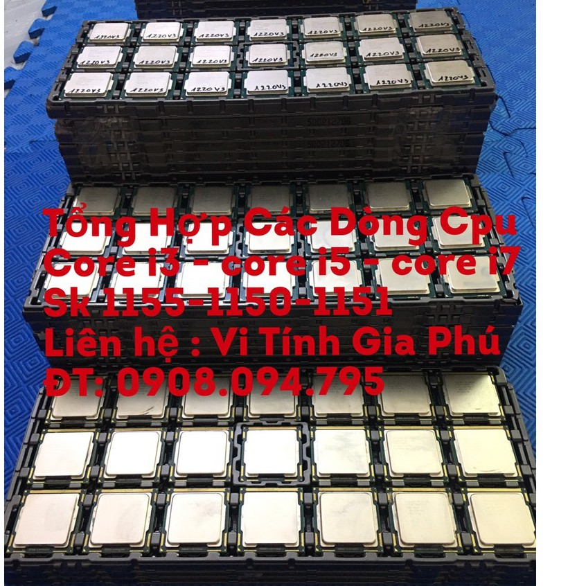 cpu core i5 2400 ,2500 ,3470,3570,4440,4460,4570,4590,4670,4690,6500,7500,i7 2600,3770,4770,4790,i5 6500T,8100T,8500T