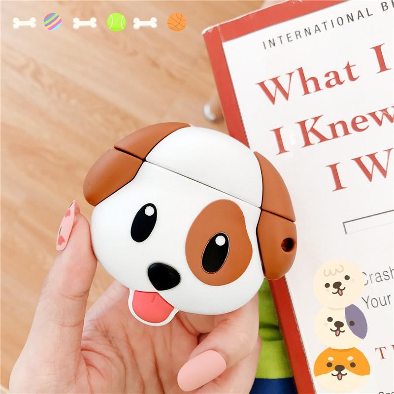 Hộp Đựng Tai Nghe Bluetooth Hình Chú Chó Đáng Yêu 12.12 Cho Apple Airpods Thế Hệ 2 - 23071395 , 4910481153 , 322_4910481153 , 139300 , Hop-Dung-Tai-Nghe-Bluetooth-Hinh-Chu-Cho-Dang-Yeu-12.12-Cho-Apple-Airpods-The-He-2-322_4910481153 , shopee.vn , Hộp Đựng Tai Nghe Bluetooth Hình Chú Chó Đáng Yêu 12.12 Cho Apple Airpods Thế Hệ 2