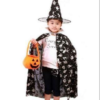 Set trang phục phù thủy