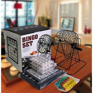 Lồng quay loto bingo 100% bằng sắt