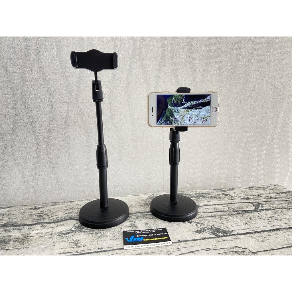Giá đỡ điện thoại, chân đế kẹp điện thoại L07, điều chỉnh độ cao, giải trí đa năng
