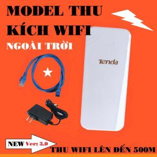Model thu phát kích sóng wifi tầm xa 200-500m (new 100%)