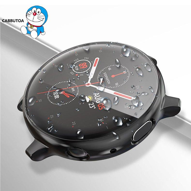 Ốp Bảo Vệ Mặt Đồng Hồ Thông Minh Bằng Tpu Kích Thước 44mm Cho Samsung Galaxy Watch Active 2