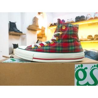 (Size 37) Giày chính hãng 2hand CONVERSE CHUCKTAYLOR ALLSTAR CHISTMAS thumbnail