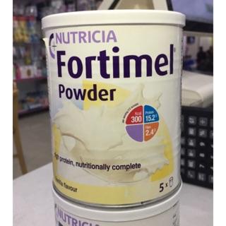 Sữa Fortimel powder cho người sau mổ date 2021