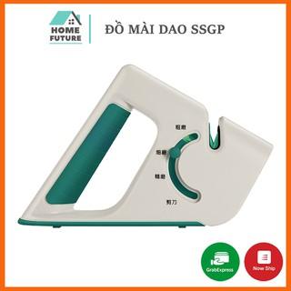 Dụng cụ mài dao mini SSGP 4 cấp độ, máy mài dao kéo sắc bén tiện dụng