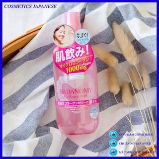 [MỸ PHẨM NHẬT] Xịt khoáng Hadanomy Collagen Mist nội địa Nhật