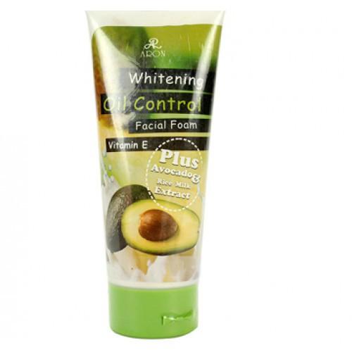 Sữa rửa mặt trắng da bơ Aron Oil Control Facial Foam 210ml - 3299889 , 441365616 , 322_441365616 , 78000 , Sua-rua-mat-trang-da-bo-Aron-Oil-Control-Facial-Foam-210ml-322_441365616 , shopee.vn , Sữa rửa mặt trắng da bơ Aron Oil Control Facial Foam 210ml