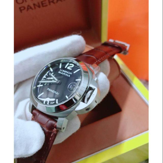นาฬิกาเเบรน์เนมไฮโซ PANERAI ส่งฟรี!!