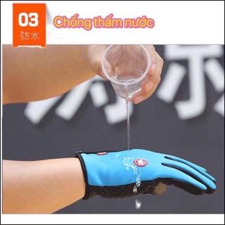 Găng tay chống nước- SET 2 đôi