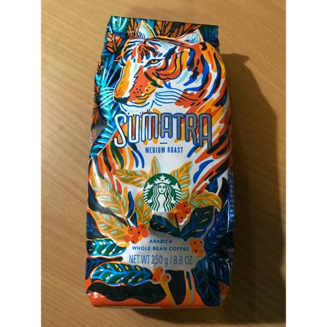 เมล็ดกาแฟคั่ว Starbucks ของแท้ค่ะ