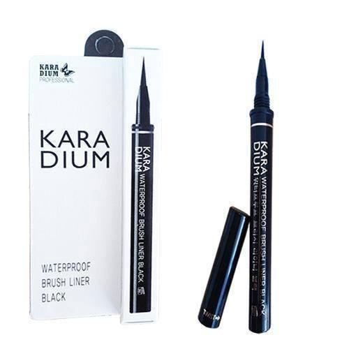 Bút dạ kẻ mắt karadium waterproof brush liner - SM