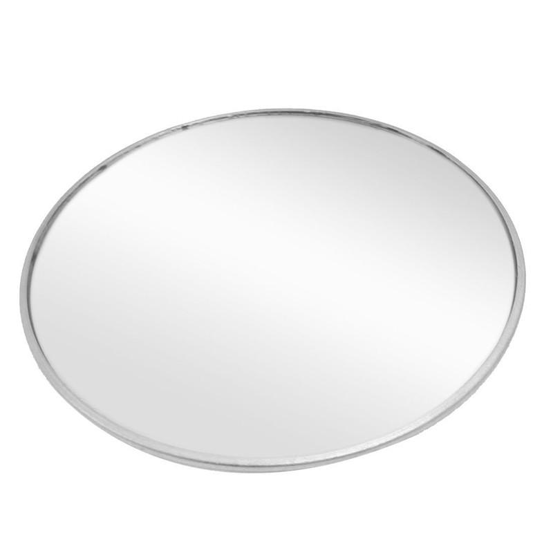 Passenger 3.6 inch Round Convex Dead Wide Angle Exterior Car Mirror de