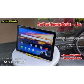 Máy tính bảng Huawei M5 Lite – 4 Loa Harman Kardon Tại ZINMOBILE .