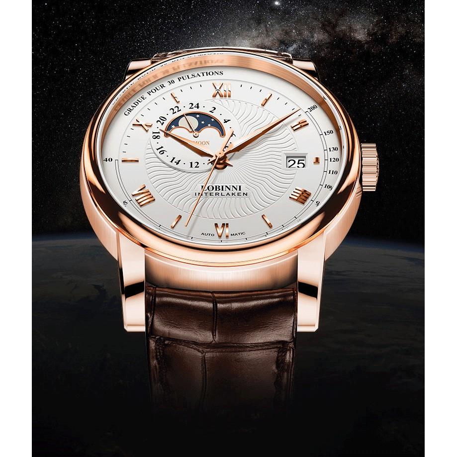 Đồng hồ nam Lobinni No.5010-1