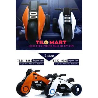 Xe máy điện trẻ em, xe máy điện cho bé phân khối lớn thumbnail