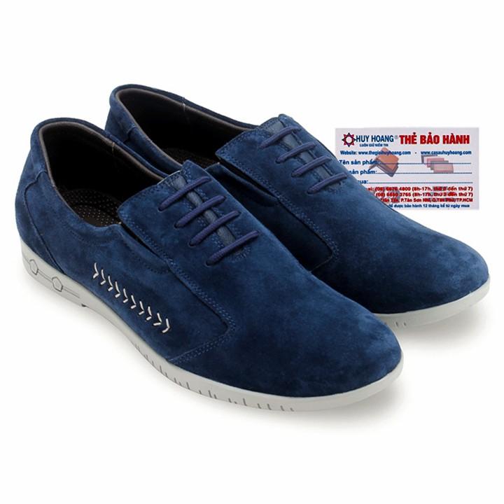 Giày thể thao Huy Hoàng cột dây màu xanh dương-HP7750 - 3336446 , 489006121 , 322_489006121 , 839000 , Giay-the-thao-Huy-Hoang-cot-day-mau-xanh-duong-HP7750-322_489006121 , shopee.vn , Giày thể thao Huy Hoàng cột dây màu xanh dương-HP7750