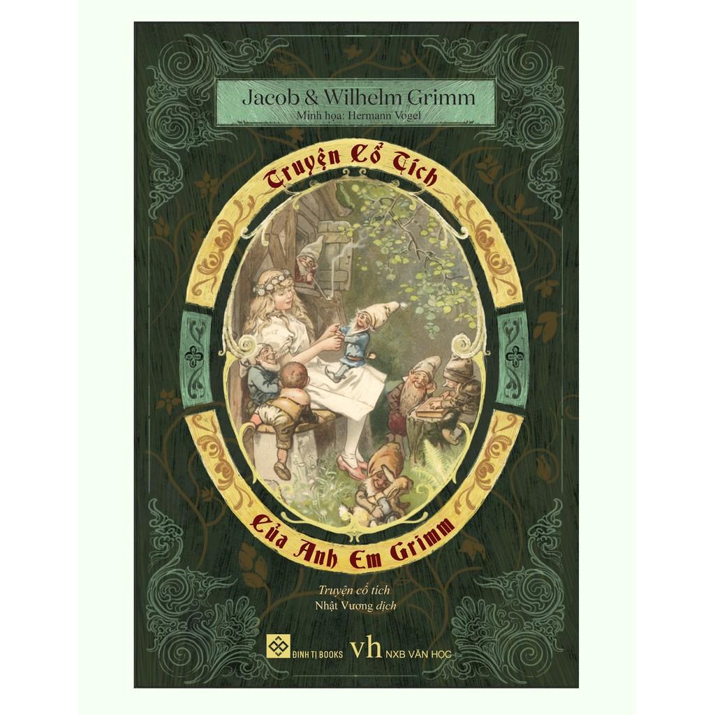 Sách - Truyện Cổ Tích Của Anh Em Grimm