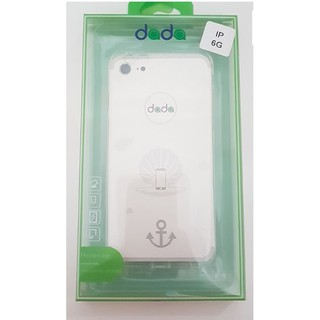 Ốp Lưng Iphone 6 / 6s Dẻo Trong DADA Loại Tốt