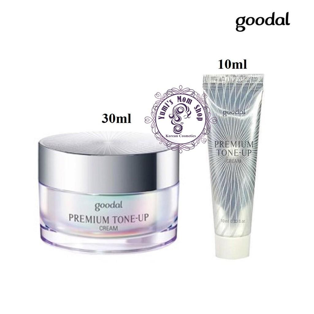 Kem dưỡng trắng da Goodal Premium Snail Tone-Up