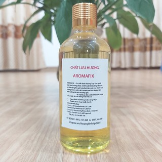 Chất lưu mùi hương (Aromafix) – 100 ML