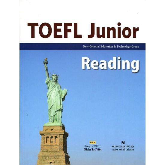 Sách - TOEFL Junior Reading (Không CD) - 9786045830994 - 3533553 , 1241502480 , 322_1241502480 , 168000 , Sach-TOEFL-Junior-Reading-Khong-CD-9786045830994-322_1241502480 , shopee.vn , Sách - TOEFL Junior Reading (Không CD) - 9786045830994