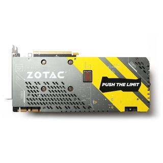 Card màn hình Zotac GTX 1060 6G GDDR5X 3 Fan ( Likenew - Fullbox ) thumbnail