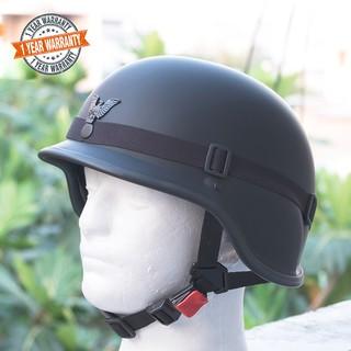 [CHÍNH HÃNG] Mũ Bảo Hiểm 1 2 Via Kiểu Quân Đội (SWAT) X115 thumbnail