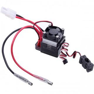 Mạch điều tốc ESC 320A Brushed – Tản nhiệt nhôm & Quạt – Hỗ trợ Pin 3s 11.1v
